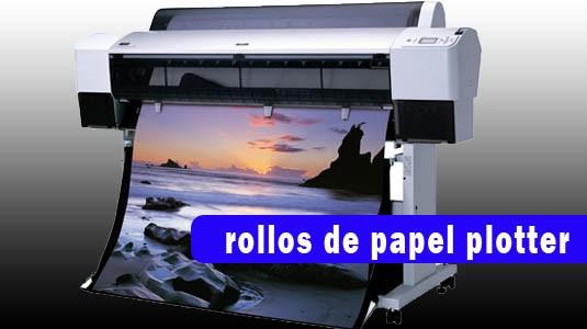 rollos de papel autocopiativo