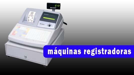 maquinas registradoras